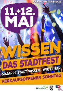 Stadtfest Wissen 2019